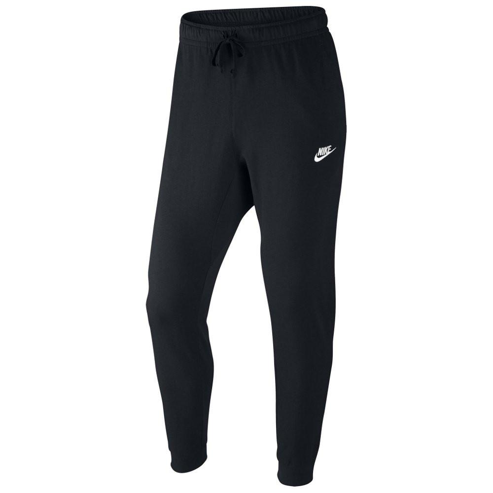 Оригинальные Штаны Nike Club Jersey Jogger Pant Black 804461-010