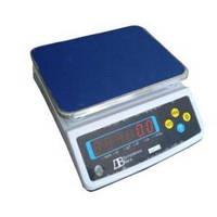 Весы фасовочные ВТЕ-Центровес-6-Т3-ДВ1 до 6 кг, дискретность 1 г
