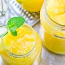Подварка лимонная