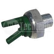 Термоклапан 30 градусов зеленый Mercedes Benz M601/602 0011405260
