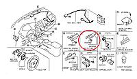 Nissan Leaf Контроллер ключа