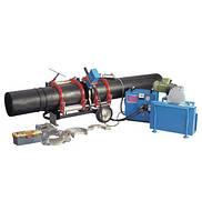 Сварочный аппарат Turan Makina AL 315. Аппарат для сварки труб в стык. Аппарат для стыковой сварки купить.
