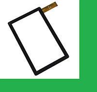 Bravis NP71,YC-Q8-001, Jeka JK-701,GoClever Tab R76.2 (173*105мм) Тачскрин (сенсор) черный