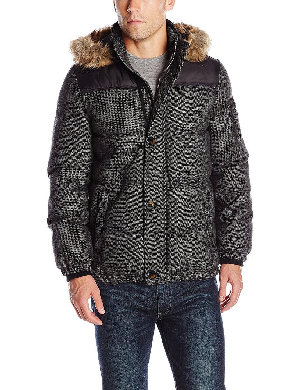 Куртка Buffalo David Bitton, XL, Charcoal, B028593