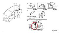 Nissan Leaf Резервний блок живлення