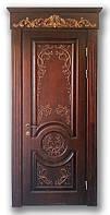 Деревянная дверь Barocco