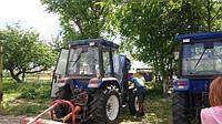 Сільськогосподарський парк Дари Волині постійно доповнюється новими тракторами, комбайнами по збору ягід смородини та малини!