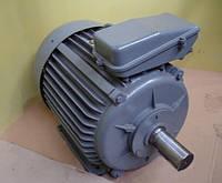 Электродвигатель 4А160М4 18,5 кВт 1500 об/мин