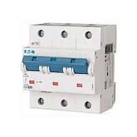 Автоматический выключатель PLHT-B20/3 (248024) Eaton 20A 3P 15kA, фото 1