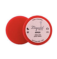 """AP025 150 мм (6"""") Полировальный круг антиголограмный, красный - Flexipads Liquid Shine ZERO SWIRL"""