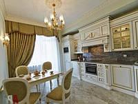 Кухни с деревянными фасадами София