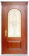 Деревянная дверь Florista