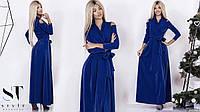 Великолепный, ультрамодный фасон платья макси