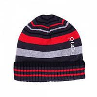 Демисезонная шапка для мальчика , Glacier Gray Nano