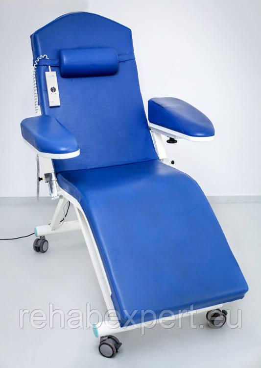 Кресло для забора крови и гемодиализа LIKAMED SMART Dialysis Chair