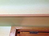 Уголок защитный пластиковый 20х20 мм, фото 2