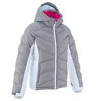 Куртка детская зимняя лыжная Wedze Warm Maxi