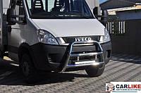 Кенгурятник Iveco Daily 2006-2014 (WT003 нерж)