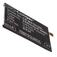 Аккумулятор Motorola XT1052 2200 mAh Cameron Sino