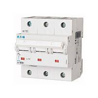 Автоматичний вимикач PLHT-B50/3 (248028) Eaton 50A 3P 15kA, фото 1
