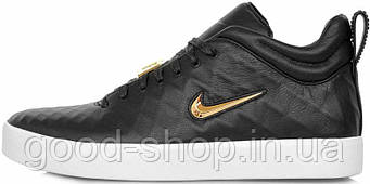 Мужские кроссовки Nike Tiempo Vetta 17 Black/Metallic/Gold