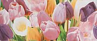 Плитка Атем Алана настенная облицовочная Atem Alana Tulip PN 250х600 мм розовый