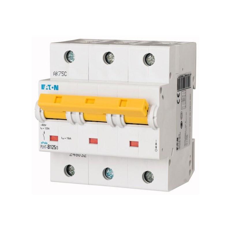 Автоматический выключатель PLHT-B125/3 (248032) Eaton 125A 3P 15kA