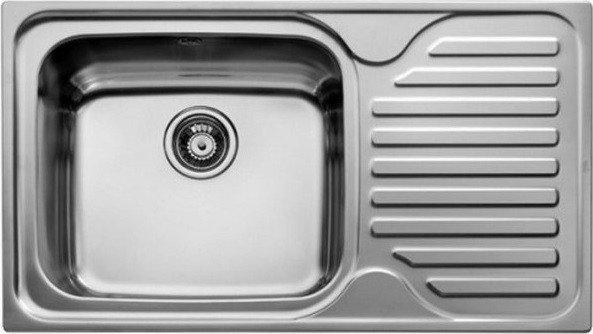 Мойка кухонная TEKA CLASSIC MAX 1B 1D RHD полированная