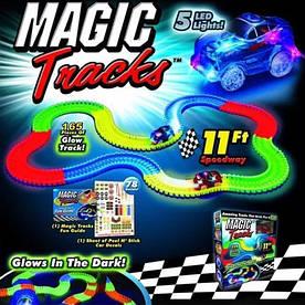 Гоночный трек Magic Tracks 165 деталей, Трасса для машинок