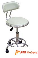 Кресло Бейсик белое (СДМ мебель-ТМ)