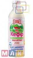 """Злагода Кефир """"Малятко"""" для детей с 8 месяцев, 2,5%, 200 г"""