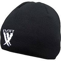 Шапочка зимняя SWIFT Beanie темно-синяя