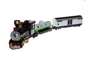 Железнодорожный локомотив Бензин