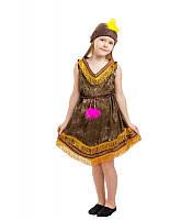 Костюм Индианки Покахонтас (от 4 до 9 лет) - купить оптом и в розницу Одесса 7км