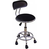 Кресло Бейсик черное (СДМ мебель-ТМ)