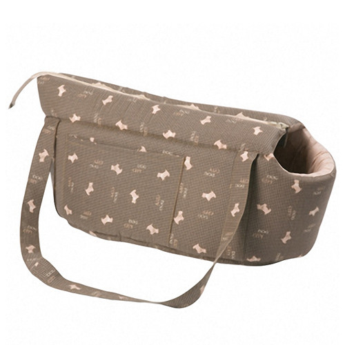 Karlie-Flamingo (КАРЛИ-ФЛАМИНГО) DOGCITY сумка переноска для собак и кошек, с рисунком