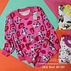 Детская пижама для девочки материал интерлок р.24,26,28,30,32,34
