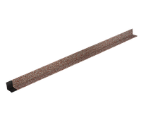 Уголок внутренний металлический TECHNONICOL HAUBERK Мраморный