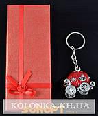 Брелок в подарочной коробке Карета Золушки №6960-589-3
