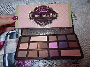 Палетка теней Chocolate Bar Eye Shadow Collection на 16 цветов
