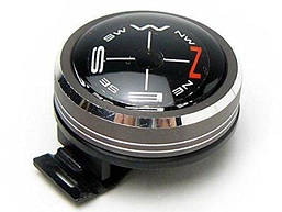 Компас Vixen Metalic Compass Silver WP (made in japan)