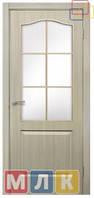 ОМИС Двери ламинированные пленкой ПВХ Серия ПВХ Классика Классика СС, 2000*600*34 мм