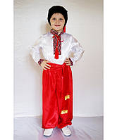 Детский карнавальный новогодний костюм Украинец № 1, фото 1