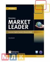 Market Leader  3ed Elementary TRB + Test Master CD-ROM, книга для учителя 4901990000/8523493900