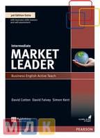 Market Leader  3ed Intermediate Active Teath, диск 8523495100