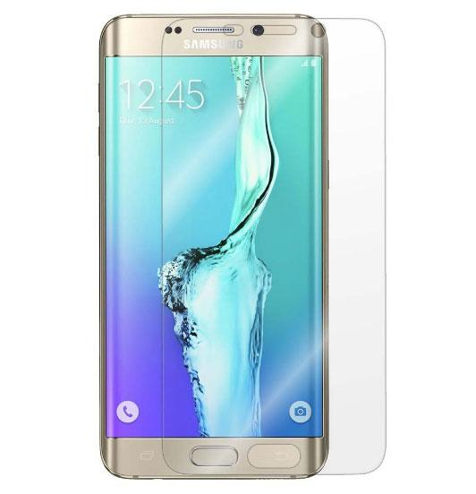 Захисна повноекранна плівка для Samsung Galaxy S6 Edge Plus (SM-G928)