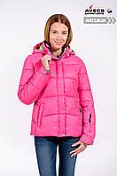 Женская зимняя куртка Avecs 7739711 Pink наполнитель тинсулейт холодная зима недорого | Avecs куртка размер