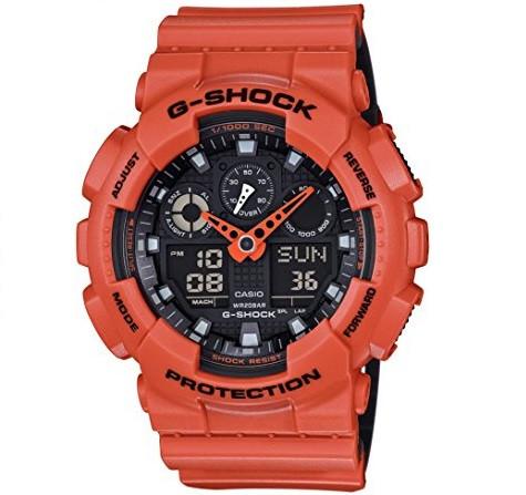 Годинник Casio G-Shock GA-100