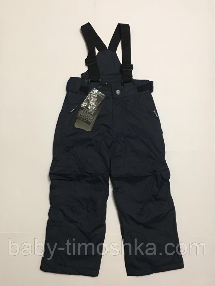 Лижні Термо штани (сині і сірі) 110-128см