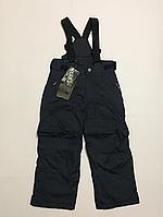 Лыжные Термо штаны (синие и серые) 104-134см